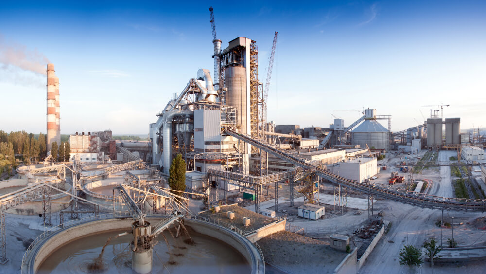 cement plant optimisation