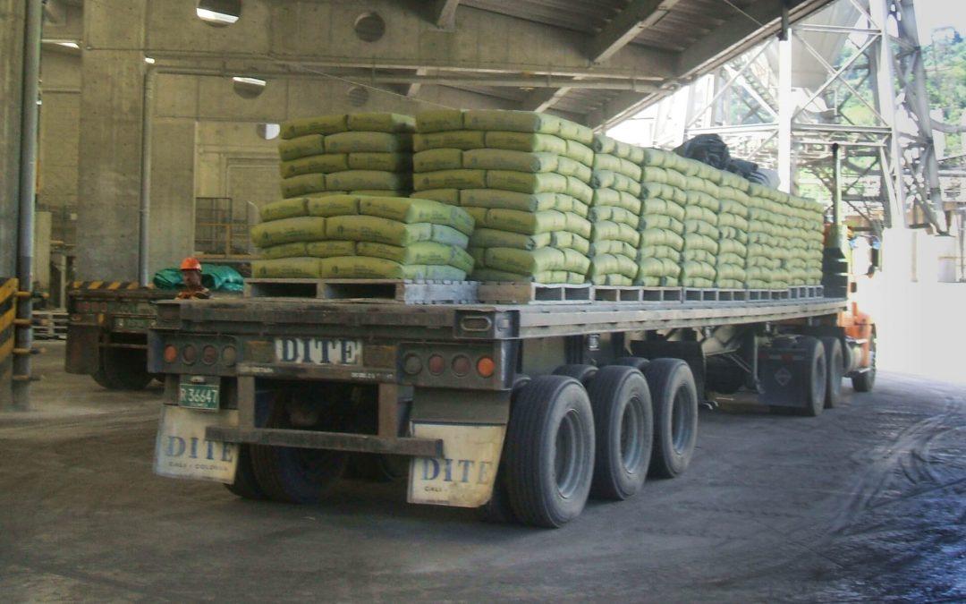 Cement Bag Truck
